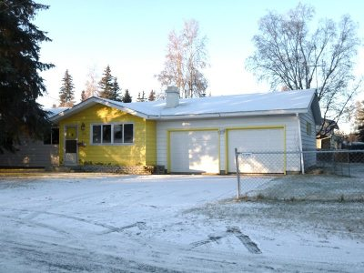 Fairbanks Single Family Home For Sale: 1866 Fern Street