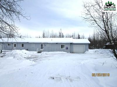 North Pole AK Single Family Home For Sale: $94,900