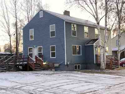 Fairbanks Multi Family Home For Sale: 760 8th Avenue