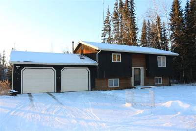 North Pole AK Single Family Home For Sale: $199,000