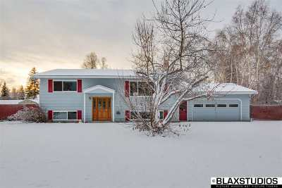 Fairbanks Single Family Home For Sale: 1931 Hilling Avenue