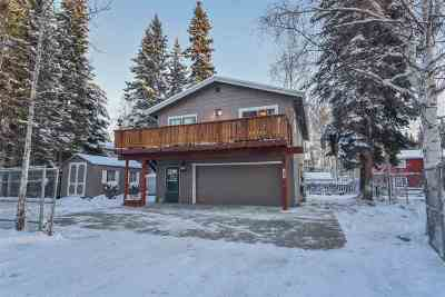 Fairbanks Multi Family Home For Sale: 567 Wilcox Ave