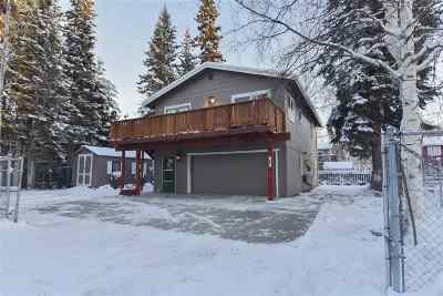 Fairbanks Single Family Home For Sale: 567 Wilcox Ave