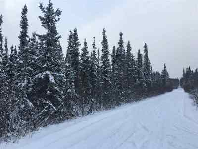 Fairbanks Residential Lots & Land For Sale: Nhn Rambling Road