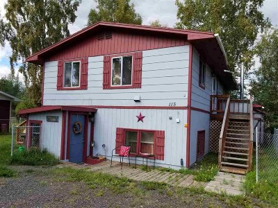 North Pole AK Duplex For Sale: $204,900
