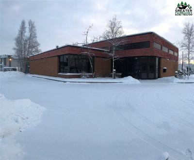 Commercial For Sale: 407 Old Steese Highway