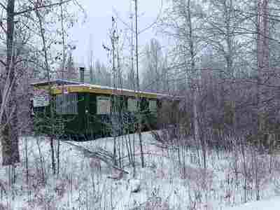 North Pole AK Single Family Home For Sale: $59,000