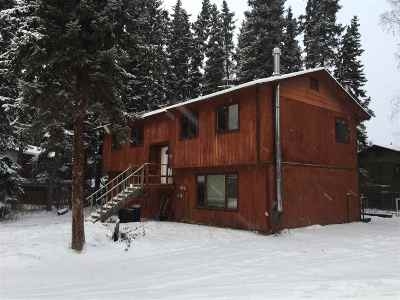 North Pole,  Fairbanks, Ester, Salcha Single Family Home For Sale: 134 Berkeley Court
