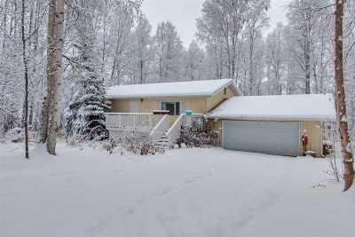 Fairbanks Single Family Home For Sale: 1107 Bruhn Road