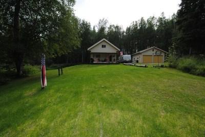 Fairbanks Single Family Home For Sale: 2179 Chena Hot Springs Road