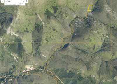 Fairbanks Residential Lots & Land For Sale: Nhn North Fork Chena River