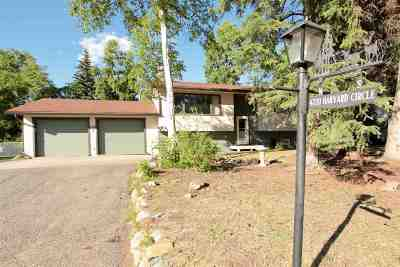 Fairbanks Single Family Home For Sale: 4720 Harvard Circle