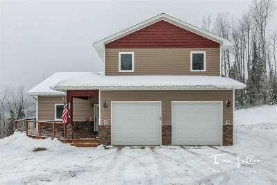 Fairbanks AK Single Family Home For Sale: $425,000