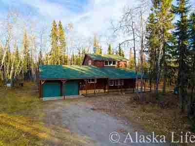 North Pole AK Single Family Home For Sale: $239,900