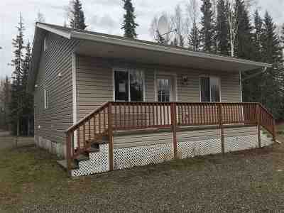 North Pole AK Single Family Home For Sale: $90,000