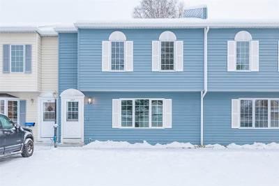 Fairbanks Condo/Townhouse For Sale: 1565 Gillam Way
