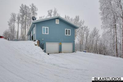 Fairbanks Single Family Home For Sale: 1685 Pennyweight Drive