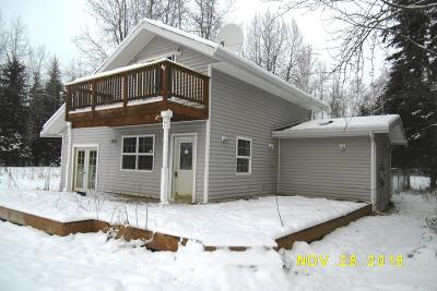 North Pole,  Fairbanks, Ester, Salcha Single Family Home For Sale: 2490 Stoneman Lane