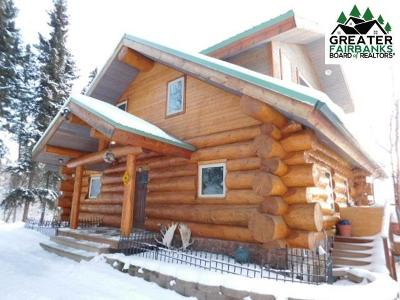 Fairbanks AK Single Family Home For Sale: $535,000