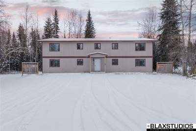 North Pole AK Single Family Home For Sale: $214,900