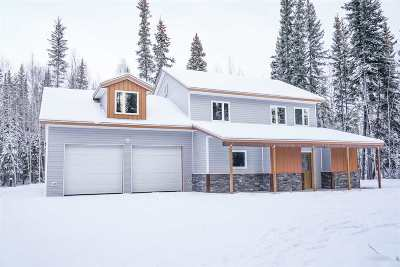 North Pole Single Family Home For Sale: 3350 Bentwood Road