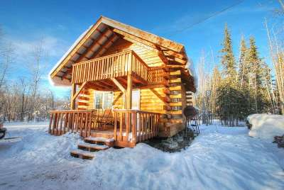 Fairbanks Rental For Rent: 1020 Chickadee Loop