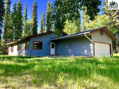 North Pole Single Family Home For Sale: 3373 Elderberry Lane