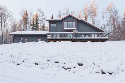 Fairbanks North Star Borough, Southeast Fairbanks Census Area Single Family Home For Sale: 415 Forest Hills Court