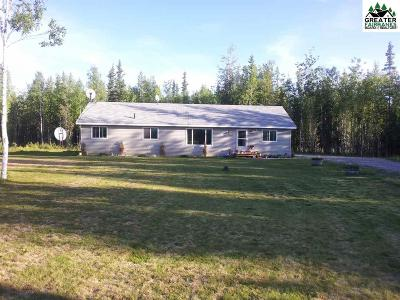 North Pole AK Single Family Home For Sale: $207,500