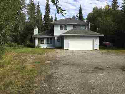 North Pole AK Single Family Home For Sale: $134,000