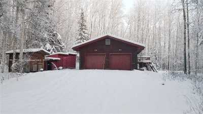 Fairbanks Single Family Home For Sale: 1608 Drouin Road