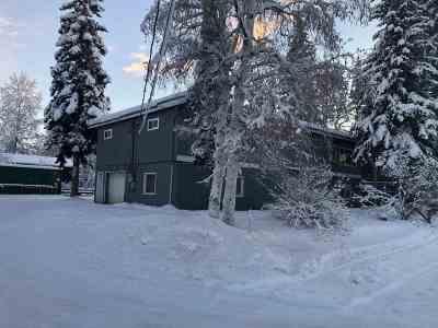 North Pole, Fairbanks, Ester, Salcha Rental For Rent: 1021 Dogwood Street