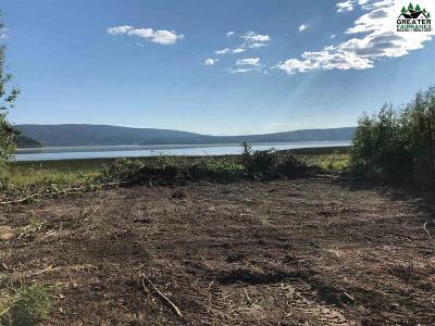Delta Junction Residential Lots & Land For Sale: Nhn Quartz Lake