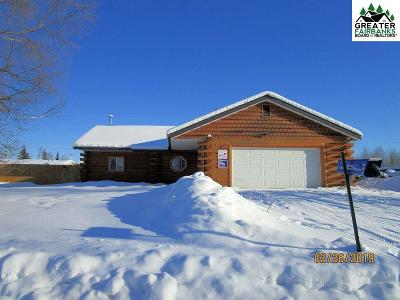 North Pole AK Single Family Home For Sale: $209,000