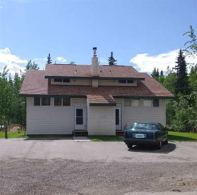Fairbanks Duplex For Sale: 1428 Kent Court