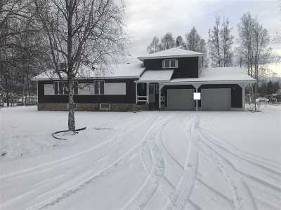 North Pole Single Family Home For Sale: 1506 Davison Road