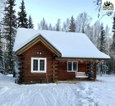 North Pole AK Single Family Home For Sale: $154,900