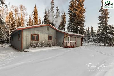 North Pole AK Single Family Home For Sale: $222,500