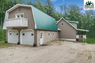 Fairbanks Single Family Home For Sale: 1150 Gull Road