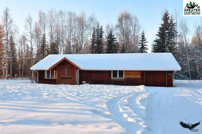 North Pole Single Family Home For Sale: 2891 Horseshoe Way