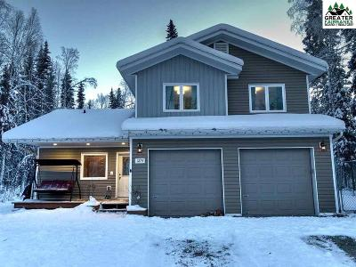 North Pole AK Single Family Home For Sale: $335,000