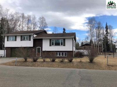 Fairbanks Single Family Home For Sale: 1107 Joyce Drive