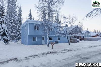 Fairbanks Single Family Home For Sale: 2845 Mack Boulevard