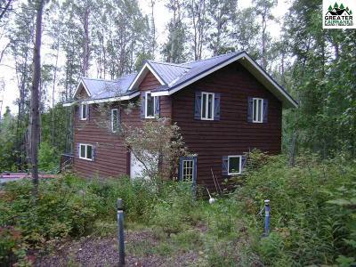 North Pole, Fairbanks, Ester, Salcha Rental For Rent: 801 Pelican Way