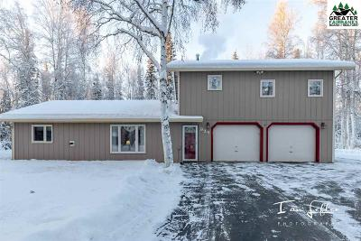 North Pole AK Single Family Home For Sale: $299,500