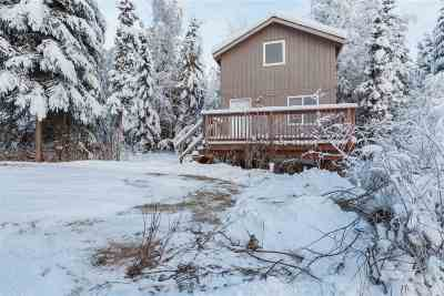 Fairbanks Multi Family Home For Sale: 2317 Goldstream Road