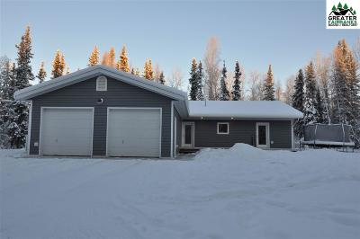 North Pole AK Single Family Home For Sale: $294,900