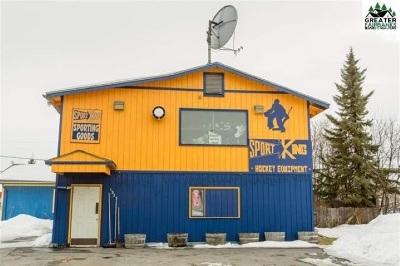 Fairbanks Duplex For Sale: 1323 Kalakaket Street