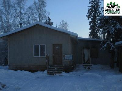 North Pole AK Single Family Home For Sale: $56,500