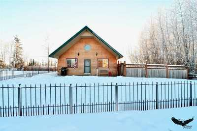 North Pole Single Family Home For Sale: 930 Refinery Loop
